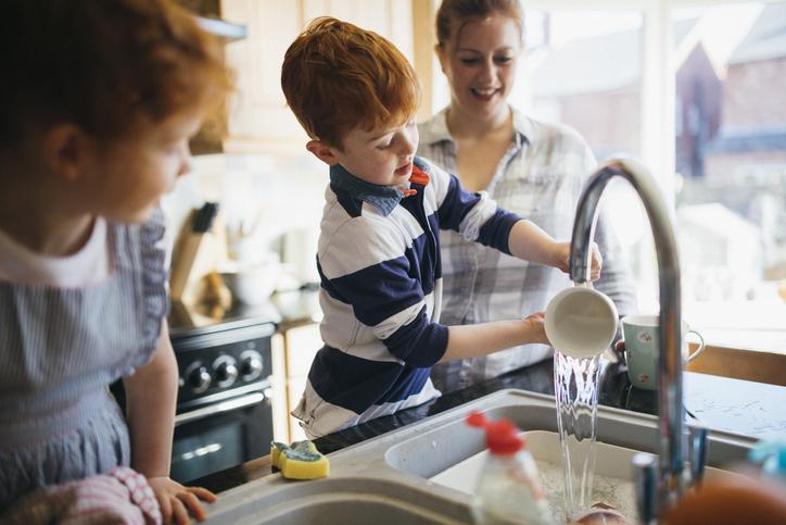 kinderleicht Wasser sparen